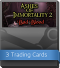 Ashes of Immortality II - Bad Blood Booster-Pack