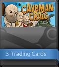 Caveman Craig Booster-Pack