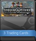 Sudden Strike 4 Booster-Pack