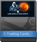 Last Days of Old Earth Booster-Pack