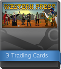 Western Press Booster-Pack