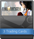 FINAL FANTASY IX Booster-Pack