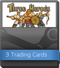 Three Heroes Booster-Pack