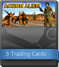 Action Alien Booster-Pack