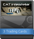 CAT Interstellar Booster-Pack