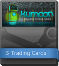 Kumoon : Ballistic Physics Puzzle Booster-Pack