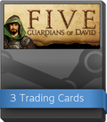 FIVE: Guardians of David Booster-Pack