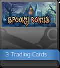 Spooky Bonus Booster-Pack