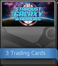 Stardust Galaxy Warriors Booster-Pack