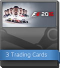 F1 2016 Booster-Pack