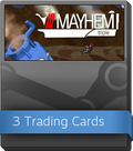 Mayhem Triple Booster-Pack