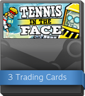 Tennis in the Face Booster-Pack