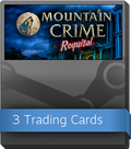 Mountain Crime: Requital Booster-Pack