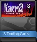 Karma. Incarnation 1 Booster-Pack