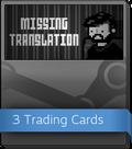 Missing Translation Booster-Pack