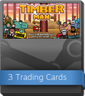 Timberman Booster-Pack