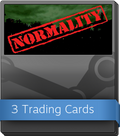 Normality Booster-Pack
