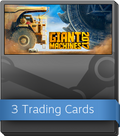 Giant Machines 2017 Booster-Pack