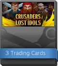 Crusaders of the Lost Idols Booster-Pack