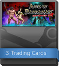 Age of Barbarian Extended Cut Booster-Pack
