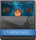 GabeN: The Final Decision Booster-Pack