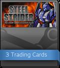 STEEL STRIDER Booster-Pack