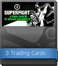 SUPERFIGHT Booster-Pack