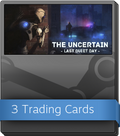 The Uncertain: Last Quiet Day Booster-Pack