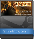 AGON - The Mysterious Codex (Trilogy) Booster-Pack