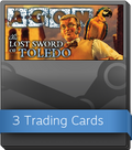AGON - The Lost Sword of Toledo Booster-Pack