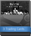 Suits: A Business RPG Booster-Pack