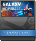 Galaxy Admirals Booster-Pack