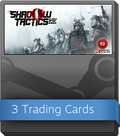 Shadow Tactics: Blades of the Shogun Booster-Pack
