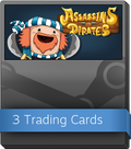 Assassins vs Pirates Booster-Pack
