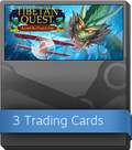 Tibetan Quest: Beyond the World's End Booster-Pack