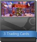 Solitaire Christmas. Match 2 Cards Booster-Pack