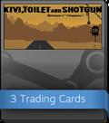 Kivi, Toilet and Shotgun Booster-Pack
