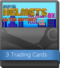 Super Helmets on Fire DX Ultra Edition Plus Alpha Booster-Pack