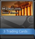 Elysium: Blood Games Booster-Pack