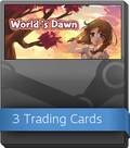 World's Dawn Booster-Pack