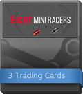 Eight Mini Racers Booster-Pack