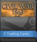 Civil War: 1863 Booster-Pack