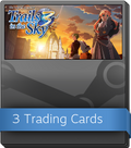 The Legend of Heroes: Trails in the Sky the 3rd Booster-Pack