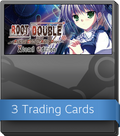 Root Double -Before Crime * After Days- Xtend Edition Booster-Pack