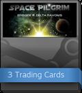 Space Pilgrim Episode III: Delta Pavonis Booster-Pack