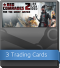 Red Comrades 2: For the Great Justice. Reloaded Booster-Pack