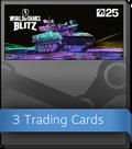 World of Tanks Blitz Booster-Pack