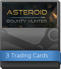 Asteroid Bounty Hunter Booster-Pack