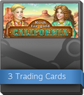Rush for gold: California Booster-Pack