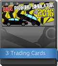 Rage Parking Simulator 2016 Booster-Pack